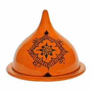 Lampe Eisala Diams Orange
